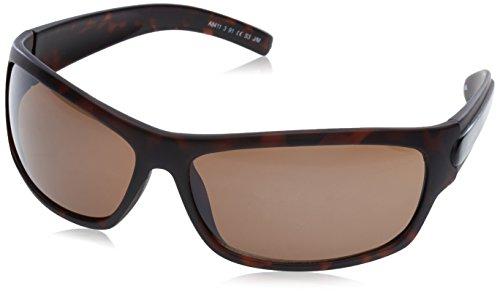 ALPINA Sonnenbrille A 60 Outdoorsport-brille, Havana, One Size