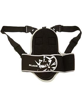 Black Crevice Protector Espalda  Negro 12 años (152 cm)