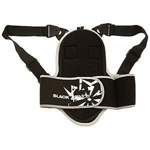 Black Crevice Kinder und Erwachsenen Rückenprotektor