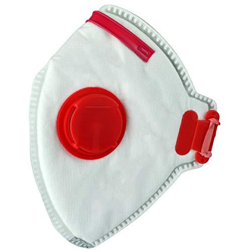 maschera antipolvere uvex