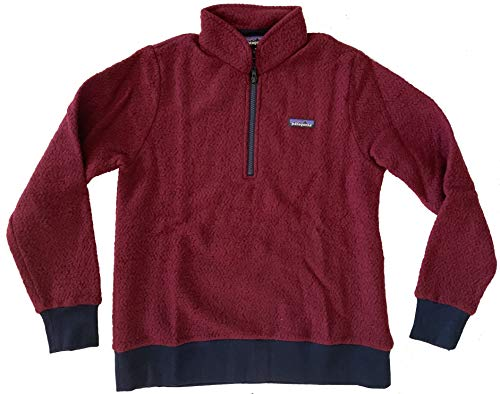 Patagonia Women's Woolyester Fleece Quarter Zip Pullover Jacket Patagonia Womens Pullover