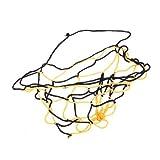 La palla con questo nylon mesh Net borsa ogni volta che si vuole giocare una partita di pallone. Questa zanzariera borsa è fatta di nylon resistente e duraturo. Questa zanzariera borsa dispone di una chiusura a coulisse per un facile trasporto e puli...
