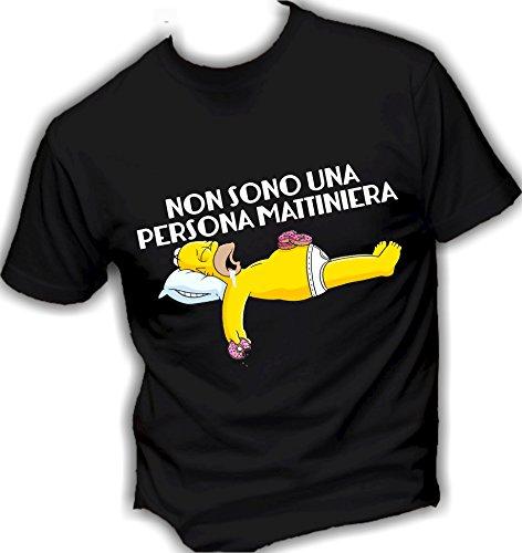 t-shirt-uomo-cotone-basic-super-vestibilita-top-qualita-non-sono-una-persona-mattiniera-citazione-ho