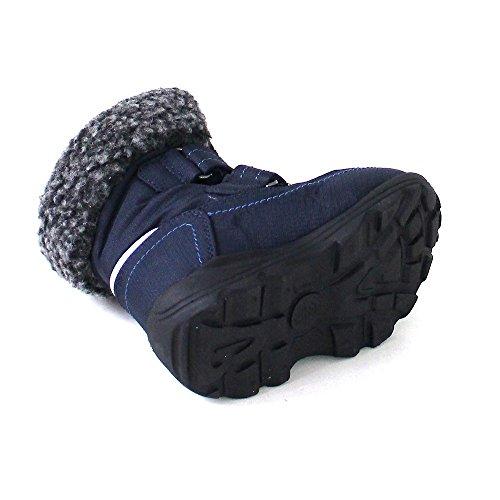 Kamik Leaf Winterstiefel Navy Blau