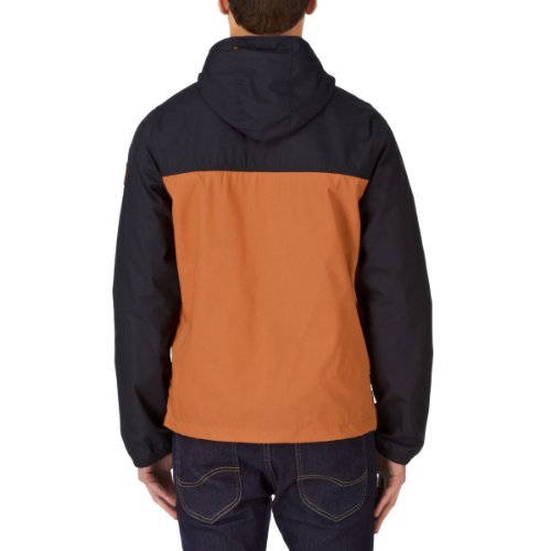 Element Alder Two Tones veste bleu orange