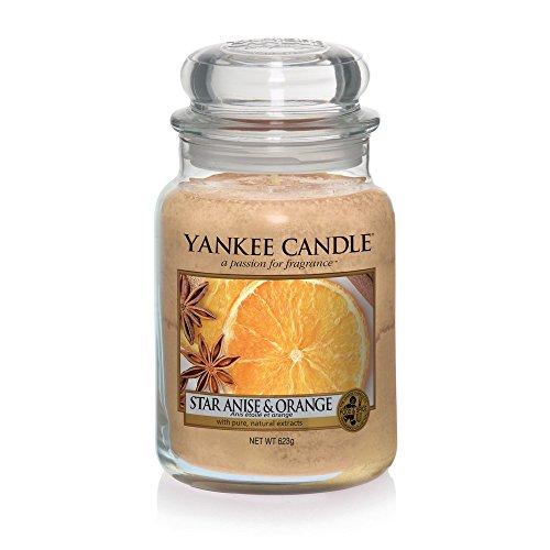 Yankee Candle Duftkerze Housewarmer Star Anis & Orange (411g)