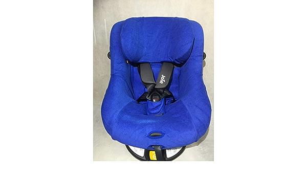 Sommerbezug Schonbezug Für Joie Spin 360 Gt Und I Spin 360 Frottee 100 Baumwolle Blau Baby