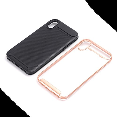 iphone6S Plus Lines Case, Very Light Slim Elegent Wires Style, WEIFA 2017 Newest Super Cool Anti-Drop Protection Armor CellPhone Cover Case For iphone 6 Plus White !RoseGold