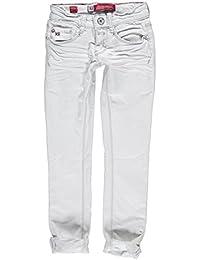 Blue Rebel Fille Jeans, Bleu clair, taille 122