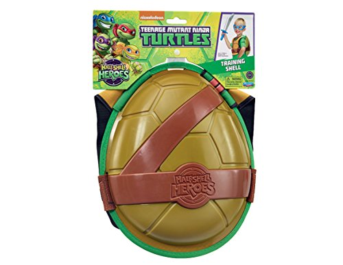 Teenage Kostüm Mutant Turtles Baby Ninja Raphael (Teenage Mutant Nina Turtles – Half-Shell Heroes – Schildkrötenpanzer Kostüm (3-5 Jahre) [UK)
