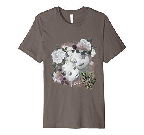 Teletubbies Rose Art T-shirt for Men or Women - S to 3XL