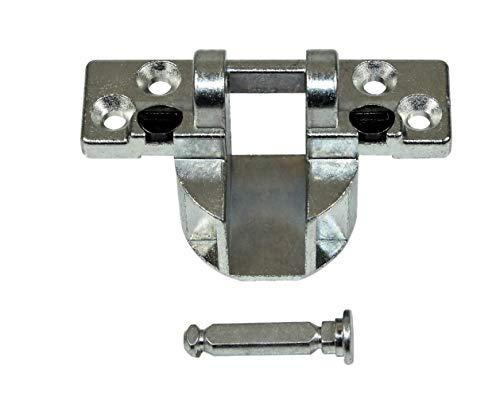 GU Scherenlager/Ecklager 6.25491 oder 6-25491 mit Scherenstift incl. SN-TEC Montagematerial