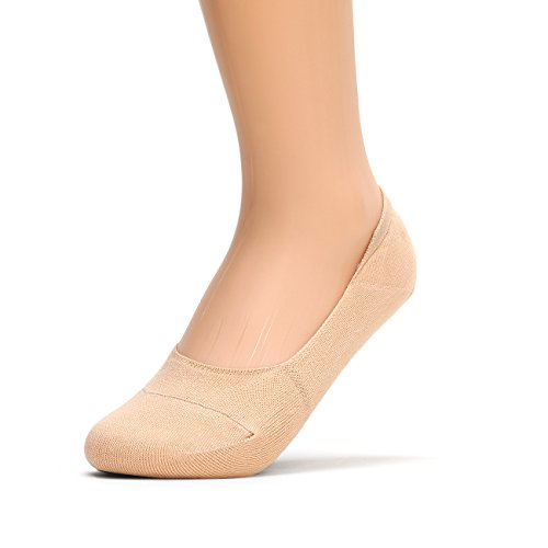 sockstheway-damen-rutschfeste-no-show-socken-low-cut-mllbeutel-gr-40-425-beige-1-pair