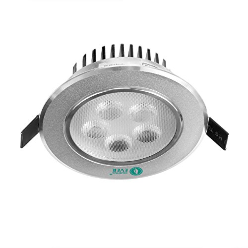LE Dispositivo Illuminazione LED da Incasso 5W, 3.5 pollici, Bianco Diurno