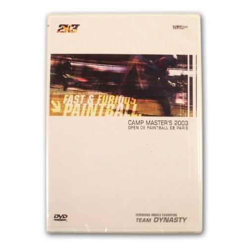 Preisvergleich Produktbild Camp Masters Paintball Paris French Open Tournament 2003 DVD nppl france