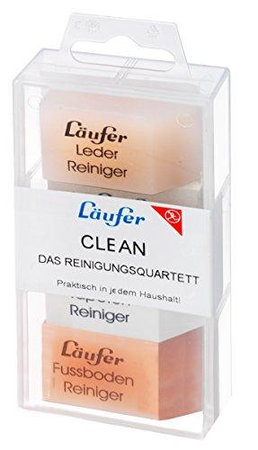 laufer-69463-clean-reinigungsradierer-set-4-haushaltsradierer