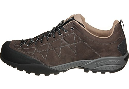 Scarpa Zen Leather Scarpe avvicinamento Brown