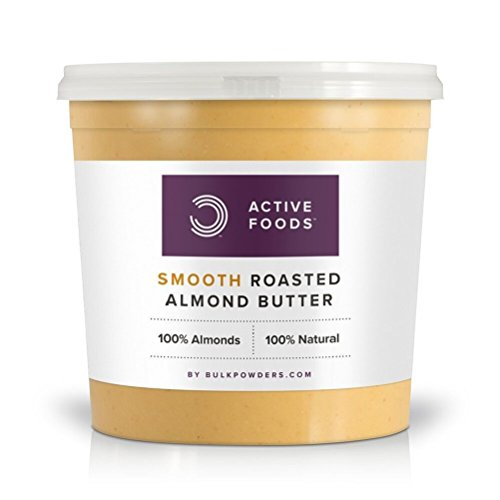 Smooth Natural Almond Butter Tub, 1 kg Test