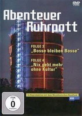 Abenteuer Ruhrpott: Bosse bleiben Bosse + Nix geht mehr ohne Kultur [Dokumentation Ruhrgebiet - 110 Min.] (Pal, Full Length)