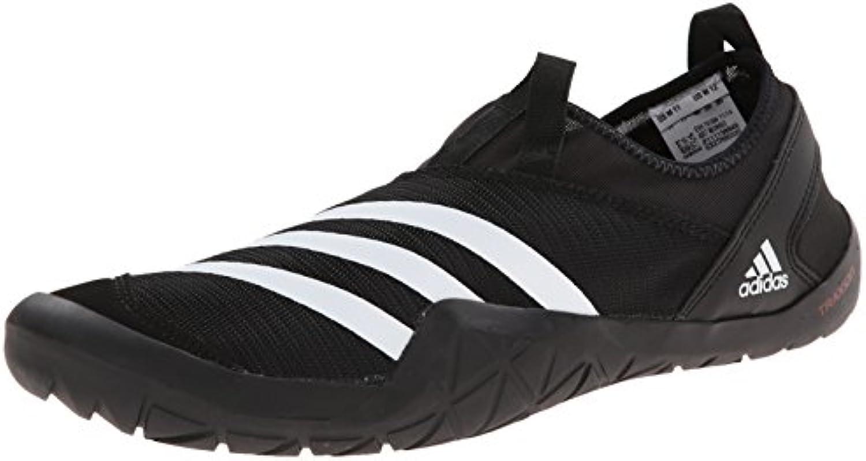 Adidas Climacool al aire libre Jawpaw deslizamiento de zapatos de agua - / blanco / plata metalizado