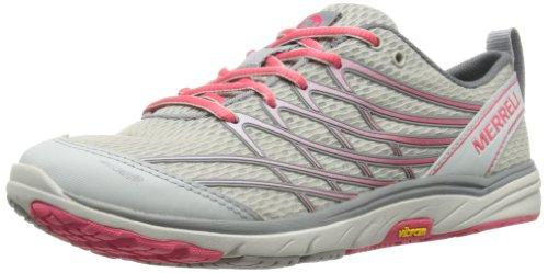 Merrell Bare Access Arc 3, Chaussures de running femme Gris (Ice/Paradise Pink)