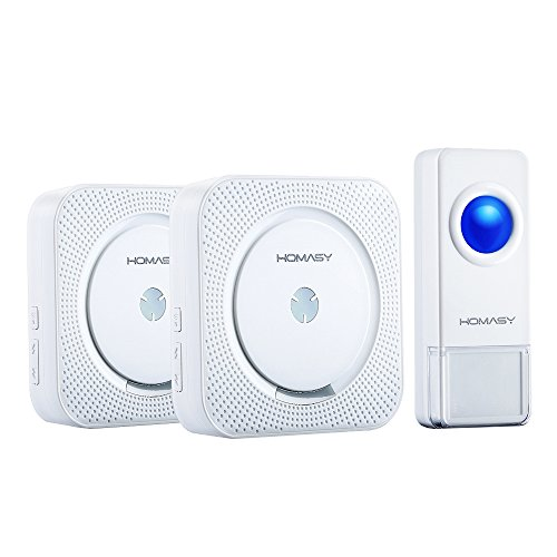 VicTsing Campanello Kit Wireless Doorbell Portatile con