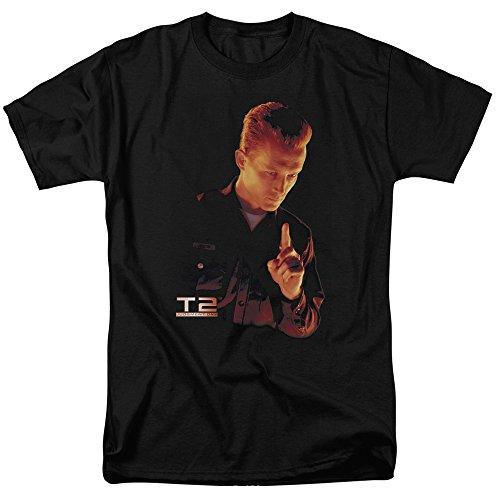 Terminator 2 Liquid Metal T1000 T-shirt