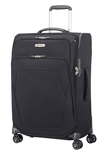 SAMSONITE Spark SNG - Spinner 67/24 Expendable Bagaglio a mano, 67 cm, 82 liters, Nero (Black)