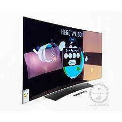 LG oled55C6d (aquí de la UE Modelo OLED 55C6V) Curved OLED 4K HDR 3d TV 139cm HD Triple sintonizador