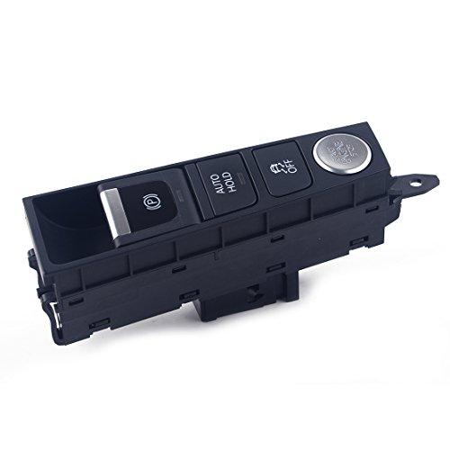 CITALL Arrêt de Démarrage Multifonctionnel Moteur ESP EBP Console Commutateur Panneau 3AD 927 137 B