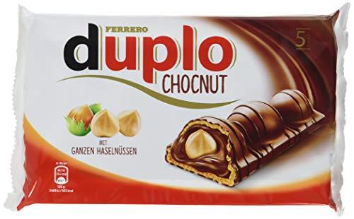 Duplo Chocnut Vorratspack, 7er Pack (7 x 130 g Packung)