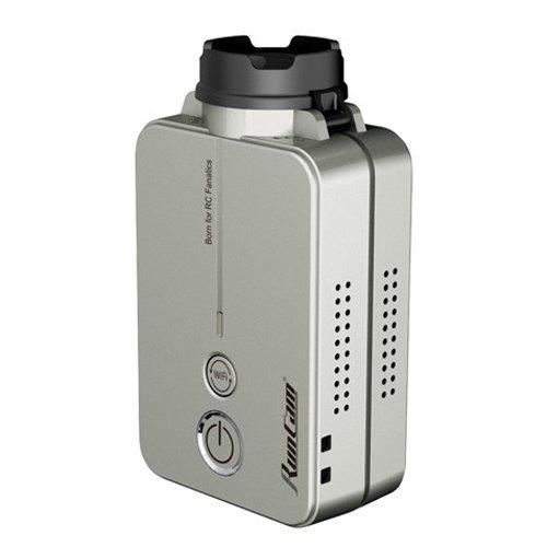 RunCam2 Action Kamera Sportkamera 5-17V 1080P 60FPS 40ms niedrige Latenz FPV HD mit Wi-Fi und herausnehmbare Batterie