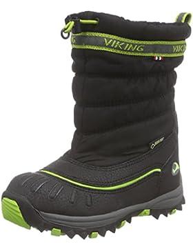 Viking WINDCHILL GTX Unisex-Kinder Warm gefütterte Schneestiefel