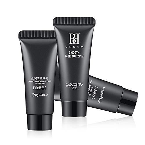 DEELIN Feuchtigkeitscreme Whitening Nude Makeup Foundation Concealer Feuchtigkeitsspendende Nude...