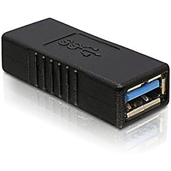 InLine USB 2.0 Adapter, Buchse A auf Buchse A: Amazon.de