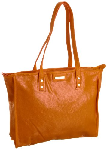 Esprit Esprit Damentasche, shoppers Orange  - Orange (Amberglow 818)