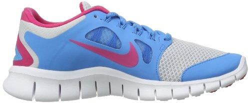 ... Nike Free 5.0, basket fille Turquoise - Türkis (Pr Pltnm/Vivid Pink-