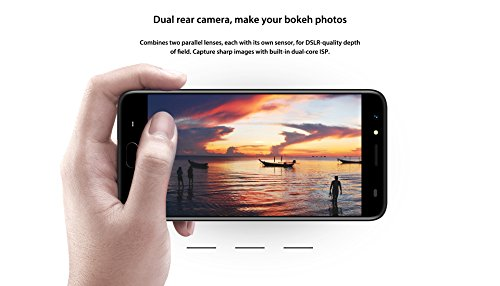 m-horse power 2  Android 7 0  tel  fono inteligente zoll 5 5  6000mAh Batterie  doble sim  4G kamera dual  8MP   2MP   720   1280 p  xeles  2 gb ram 1