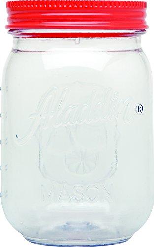 Aladin 801004 Pot Rouge 0,60 L