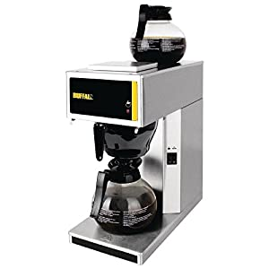 Buffalo Coffee Machine 465X205X385mm Espresso Drinks Maker Restaurant