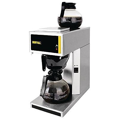 Buffalo 1.8 Litre 2020 Watt Coffee Machine from Buffalo