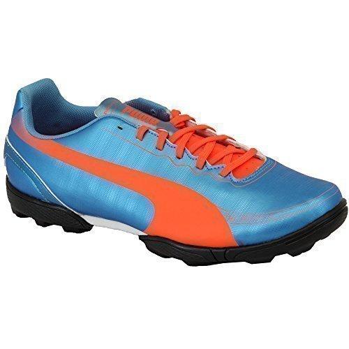 Puma chaussures de sport-homme-turf astro chaussures à lacets speed tendance evo aller courir Orange - Blau/Orange - PU10287804