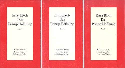 Das Prinzip Hoffnung in drei Bänden