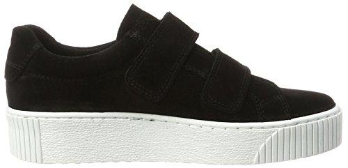 001 Damen Schwarz 24661 black Tamaris Sneakers a4BqwY