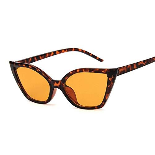 FGRYGF-eyewear2 Sport-Sonnenbrillen, Vintage Sonnenbrillen, Small Cat Eye Sunglasses Women Luxury Sun Glasses Vintage Flat Top Cateye Glasses Shades For Women