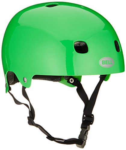 Bell Kinder Helm SEGMENT Jr. 16 beast, Kryptonite, S, 210093022 (Fahrradhelm Kinder Sports Bell)