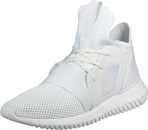 Adidas, Donna, Tubular Defiant W, Tessuto tecnico, Sneakers, Bianco footwear white (BB5116)