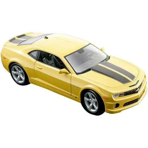 Maisto 531173 - Coche de juguete (escala 1:18), diseño de Chevrolet Camaro RS '10, color aleatorio