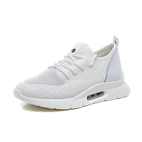 NAN Femmes Chaussures d'été Respirant Chaussures Simples Chaussures de Marée Noir, Blanc Deux Couleurs à Choisir de