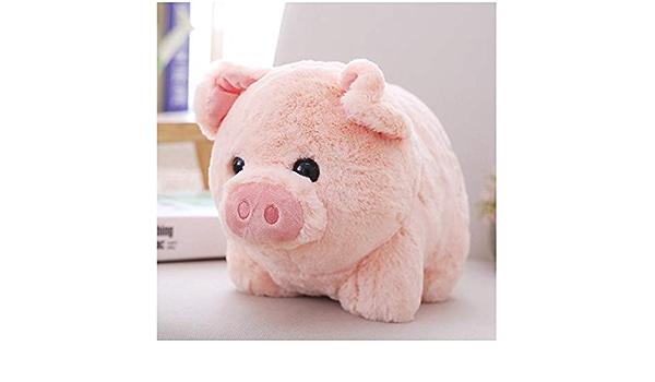 Makluce 22cm animaux en peluche mignon dessin anim/é cochon en peluche jouet poup/ée douce enjoyable